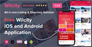 Wilcity v1.3.4 – Directory Listing WordPress Theme + App