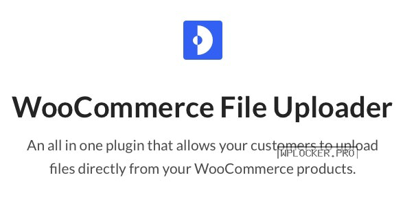WooCommerce AJAX File Upload (600+ filetypes) v2.0.2