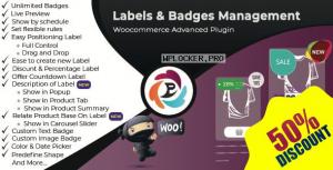 WooCommerce Advance Product Label and Badge Pro v1.8.0