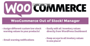 WooCommerce Out of Stock! Manager v4.3
