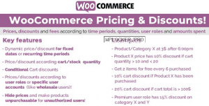 WooCommerce Pricing & Discounts! v13.1