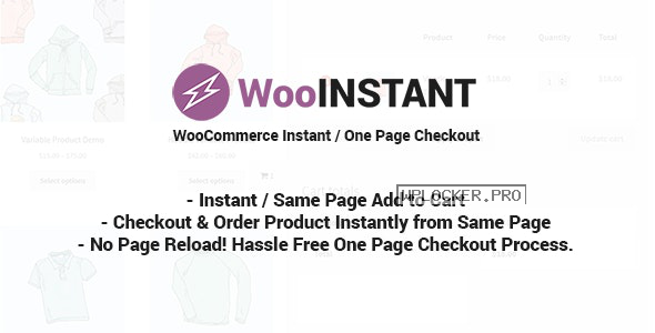 WooCommerce Quick Checkout v2.1.2
