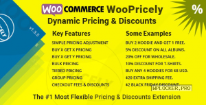 WooPricely v1.3.5 – Dynamic Pricing & Discounts