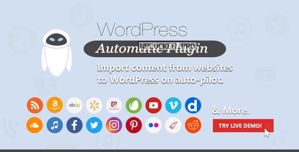 WordPress Automatic Plugin v3.50.10