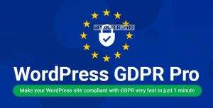 WordPress GDPR + CCPA + DPA Compliance 2020 v2.4.2