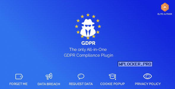 WordPress GDPR v1.9.9
