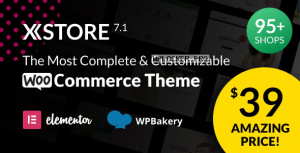 XStore v7.1 – Responsive Multi-Purpose WooCommerce WordPress Theme
