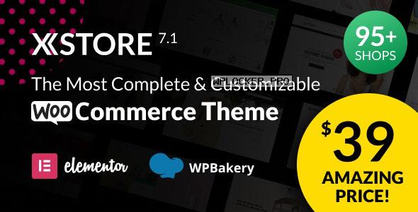 XStore v7.1 – Responsive Multi-Purpose WooCommerce WordPress Theme