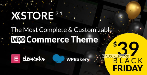 XStore v7.1.3 – Responsive Multi-Purpose WooCommerce WordPress Theme