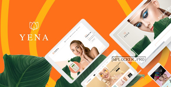 Yena v1.0.9.2 – Beauty & Cosmetic WooCommerce Theme
