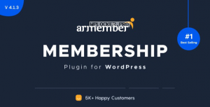 ARMember v4.1.3 + Addons
