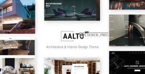Aalto v1.6.1 – Architecture and Interior Design Theme