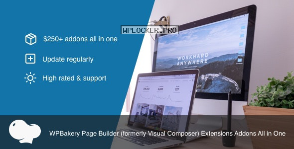 All In One Addons for WPBakery Page Builder v3.6.1