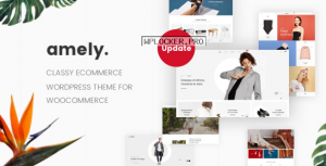 Amely v2.6.6 – Fashion Shop WordPress Theme for WooCommerce