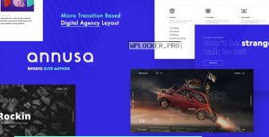 Annusa v1.0.0 – Modern Digital Bakery WordPress Theme