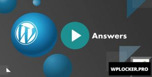 Answers v4.5.1 – Best Questions and Answers Forum Plugin