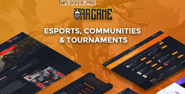 Arcane v3.0 – The Gaming Community Theme