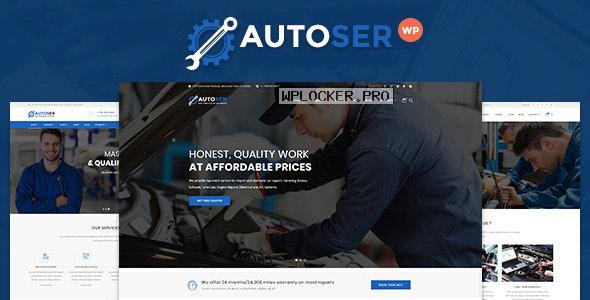 Autoser v1.0.9.1 – Car Repair and Auto Service Theme