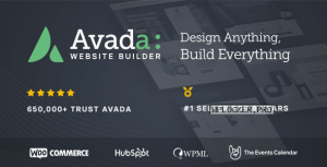 Avada v7.2.1 – Responsive Multi-Purpose Theme