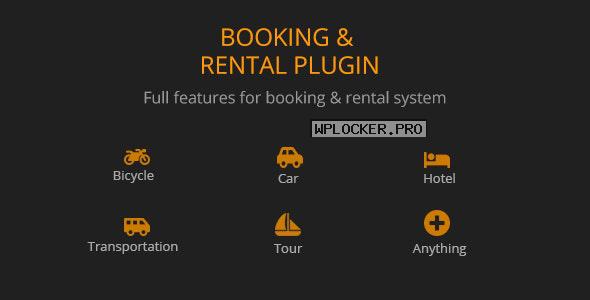 BRW v1.1.5 – Booking Rental Plugin WooCommerce