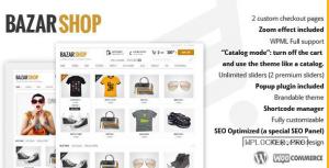 Bazar Shop v3.16.0 – Multi-Purpose e-Commerce Theme