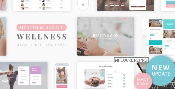 Beauty Pack v1.9 – Wellness Spa & Beauty Massage Salons WP