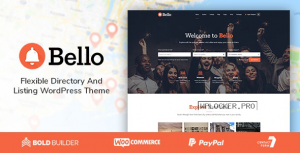 Bello v1.5.6 – Directory & Listing