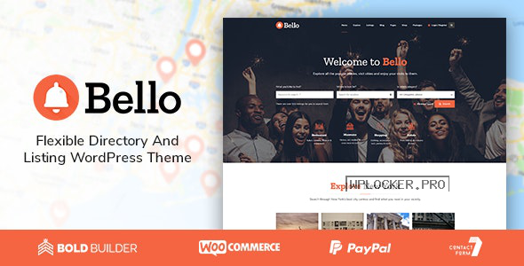 Bello v1.5.6 – Directory & Listing