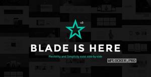 Blade v3.3.1 – Responsive Multi-Functional Theme