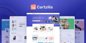 Cartzilla v1.0.8 – Digital Marketplace & Grocery Store WordPress Theme