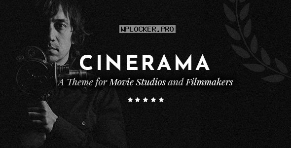Cinerama v1.9.1 – A Theme for Movie Studios and Filmmakers