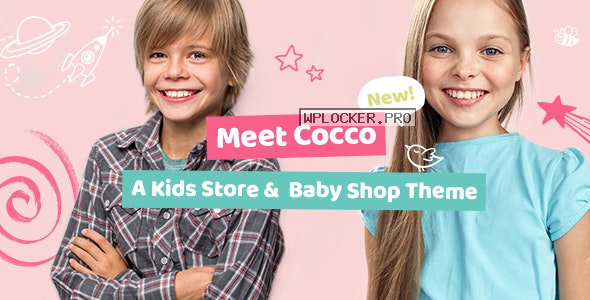 Cocco v1.7 – Kids Store and Baby Shop Theme