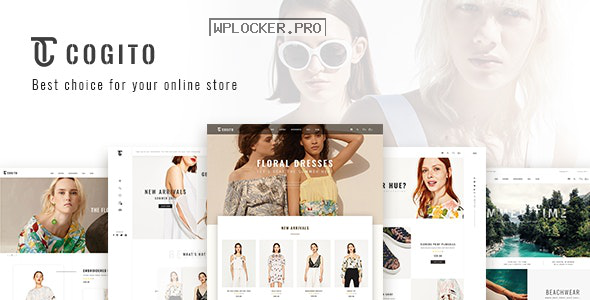 Cogito v1.5 – Clean, Minimal WooCommerce Theme