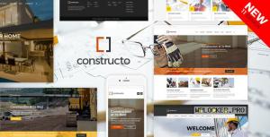 Constructo v4.1.7 – WP Construction Business Theme