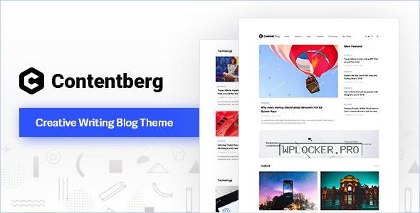 Contentberg Blog v1.9.0 – Content Marketing Blog