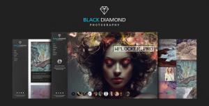 Diamond v2.4.7 – Photography Portfolio
