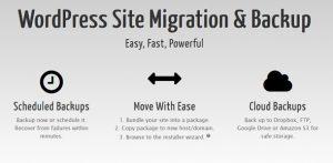 Duplicator Pro v4.3 – WordPress Site Migration & BackUp