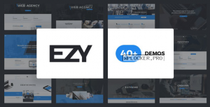 EZY v1.2.0 – Responsive Multi-Purpose WordPress Theme
