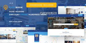 EasyBook v1.3.4 – Directory & Listing WordPress Theme