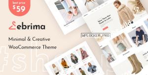 Ebrima v1.1.9 – Minimal & Creative WooCommerce WP Theme