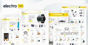 Electro v2.7.1 – Electronics Store WooCommerce Theme
