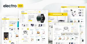 Electro v2.7.2 – Electronics Store WooCommerce Theme