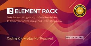 Element Pack v5.6.2 – Addon for Elementor Page Builder