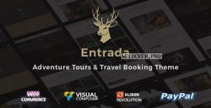 Entrada v4.3.7 – Tour Booking & Adventure Tour