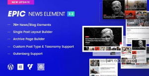 Epic News Elements v2.3.1