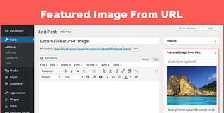 Featured Image from URL Premium v4.8.7