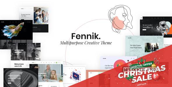 Fennik v1.0.1 – Multipurpose Creative Theme