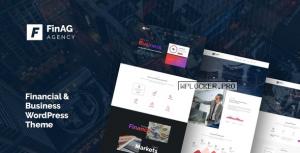 Finag v1.4.2 – Creative & Finance Agency WordPress Theme