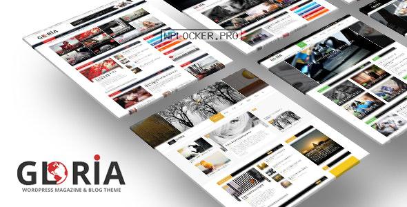 Gloria v2.5 – Multiple Concepts Blog Magazine