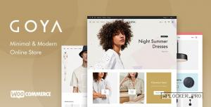 Goya v1.0.4 – Modern WooCommerce Theme